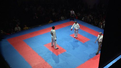 Karate | 10K Karate Clash | Alton Brown v Jamaal Otto | Qtr Final