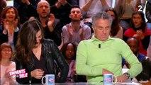 """""""Les enfants de la télé"""" : Camille Lellouche en larmes en revoyant son audition à """"The Voice"""""""