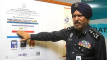 Cops detain 44 money mules linked to online scams involving RM17.2mil