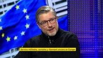 La bande de « la faute à l'Europe? » a reçu Arnaud Danjean, eurodéputé Les Républicains