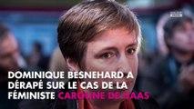 Dominique Besnehard : Béatrice Dalle prend sa défense et charge Caroline De Haas