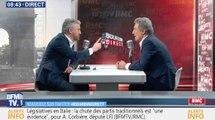 Gros clash entre Alexis Corbière et Jean-Jacques Bourdin - ZAPPING ACTU DU 05/03/2018