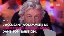 Bernard de La Villardière : Après la polémique sur le voile, il persiste et signe