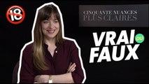 Dakota Johnson : des cadeaux sexy de la part des fans de Fifty Shades ?