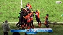 Championnat National, 24e journée : tous les buts