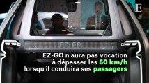 Renault abat ses cartes et dévoile son robot-taxi