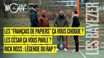 """LES BAYEZER : Nadine Morano et les """"Français de papiers"""" ? / Les Césars 2018 ? / Rick Ross ?"""