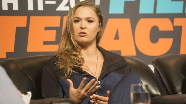 Ronda Rousey To Make WWE Debut At WrestleMania