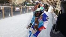La websérie «Test it» invitée sur le Red Bull Crashed Ice de Marseille - Adrénaline - Tous sports