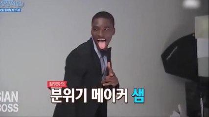 BLACK STAR IN KOREA