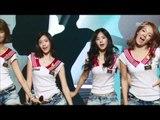 Girls' Generation - Genie, 소녀시대 - 소원을 말해봐, Music Core 20090808