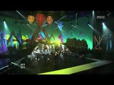 2PM - I Hate You, 투피엠 - 니가 밉다, Music Core 20090613