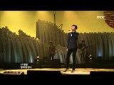 Jo Sung-mo - I was happy, 조성모 - 행복했었다, Music Core 20090425