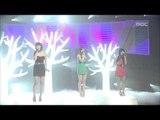 Gavy NJ - Love Story, 가비엔제이 - 연애소설, Music Core 20090124