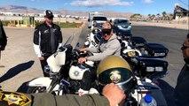 Police Officer Training At Las Vegas Motor Speedway