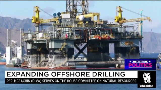 Rep McEachin (D-VA): Trump Administration Is Tone-Deaf on Offshore Drilling