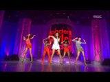 Wonder Girls - So Hot, 원더걸스 - 쏘 핫, Music Core 20080712