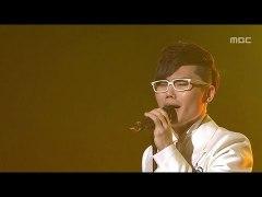 1R 3 Kim Bum soo Swamp 김범수 늪 I Am A Singer 20110522