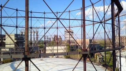 Abandoned Factory AEVAL | Ptolemaida