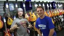 Eric Clapton Stratocaster, David Gilmour Stratocaster & Fender Custom Shops Demo