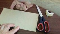 Zabawka z kartonika - Zrób to sam, zabawki #7 (Cardboard toy)