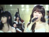 T-ARA - Don't leave, 티아라 - 떠나지마, Music Core 20120707