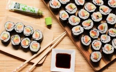 L'outil Magique pour faire un instant Sushi