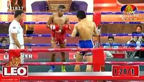 Ny Sophy vs Rasisingha(thai), Khmer Boxing Bayon 04 March 2018, Kun Khmer vs Muay Thai