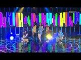 EXID - I feel good, 이엑스아이디 - I feel good, Music Core 20120825
