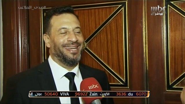 النجم ماجد المصري وحوار رياضي في #صدى_الملاعب