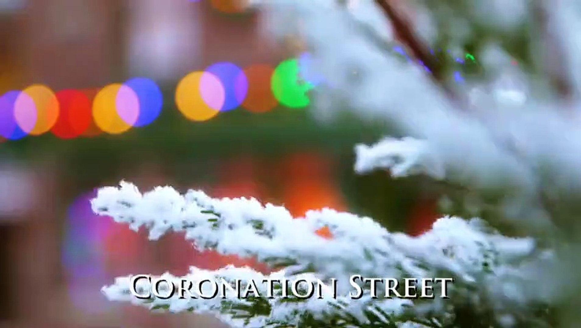 Coronation Street 22nd December 2017 Part 2