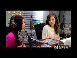 신동의 심심타파 - Girls' Generation TaeYeon, Tiffany Sexy? Dance - 소녀시대 태연, 티파니 섹시? 댄스