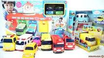 타요 타요 꼬마버스 타요 자동차 장난감 Tayo Friends Тайо друзья 꼬마버스 타요 친구들 #cars #toys