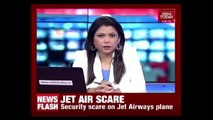 Security Scare On Jet Airways Flight ; Lost Contact With ATC In Germany