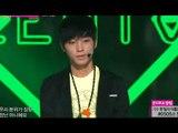 TEENTOP - Rocking, 틴탑 - 장난아냐 Music Core 20130928
