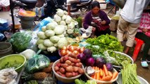 Cambodian Market Tour Compilation Amazing Cambodian Markets Markets In Asia