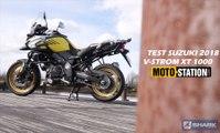 Test Suzuki V-Strom 1000 2018