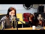 신동의 심심타파 - Davichi introduce a new song, 다비치, 프리스타일 랩으로 신곡 소개 20131111