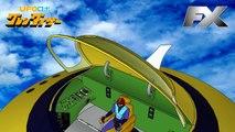 UFO ROBOT GRENDIZER - TFO COCKPIT (Ambient Sound FX)