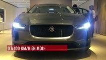 Jaguar I-Pace : notre vidéo depuis le salon de Genève 2018