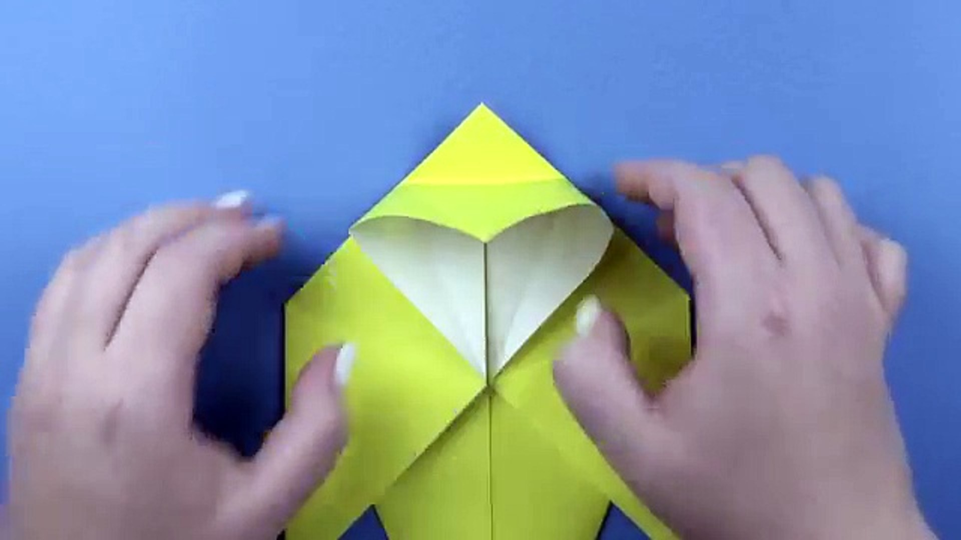 Origami Pikachu Tutorial - Cute Origami Pokemon! - Paper Kawaii | 1080x1920
