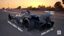 Todos los detalles sobre el nuevo y espectacular Fórmula E