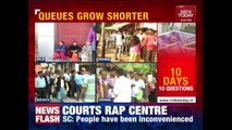 People Continues To Suffer Despite New Rules To Ease Demonetization