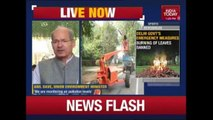 Union Environment Minister, Anil Dave Speaks On Pollution In Delhi