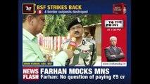 7@7 : Pak Scales Up Ceasefire Violations Across LoC & International Border