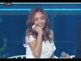 G.NA - G.NA's Secret, 지나 - 예쁜 속옷, Show Champion 20140521