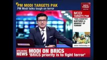 PM Modi Sends Veiled Message To China On Terror At BRICS Meet