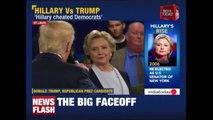 Race To White House : Hillary Clinton Vs Donald Trump Debate | Part 1