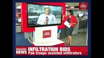 Terrorists Attack In Handwara Army Camp, 3 Terrorists Killed
