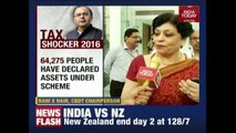16,000 Cr Rupees Recovered From Tax Evaders : Arun Jaitely